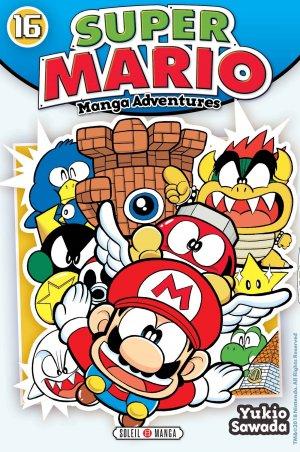 Super Mario 16 Manga adventures