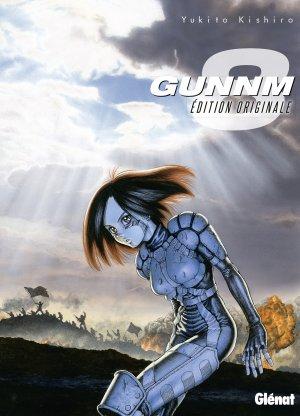 Gunnm 8 Edition originale