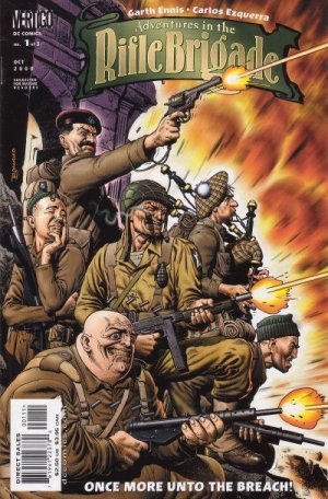 Adventures in the Rifle Brigade édition Issues V1 (2000)