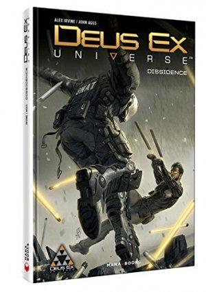 Deus Ex - Dissidence édition TPB hardcover (cartonnée)