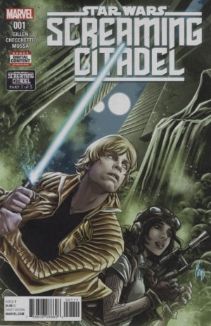 Star Wars - La Citadelle Hurlante # 1 Issue (2017)
