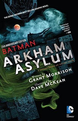 Batman - L'Asile d'Arkham # 1 TPB hardcover (cartonnée)