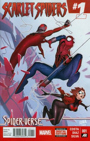Scarlet Spiders # 1 Issues (2014 - 2015)