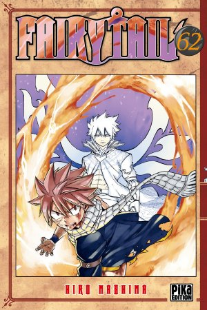 Fairy Tail 62 simple