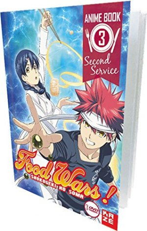 Food wars, second service 1