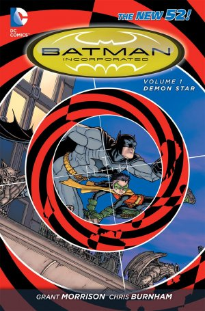 Batman Incorporated édition TPB hardcover (cartonnée) - Issues V2