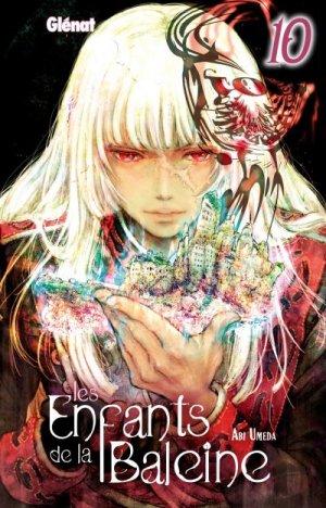 couverture, jaquette Les enfants de la baleine 10  (Glénat Manga)