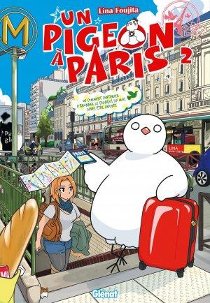 Un pigeon à Paris 2 Simple