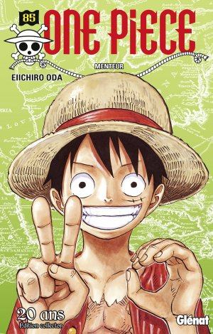 One Piece 85 Collector 20 ans