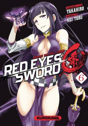 Red Eyes Sword Zero # 6