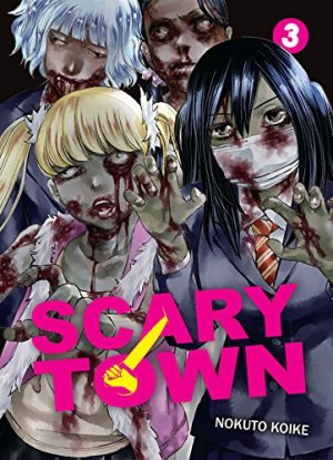 Scary town 3 Simple