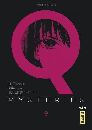 couverture, jaquette Q mysteries 9  (kana) Manga