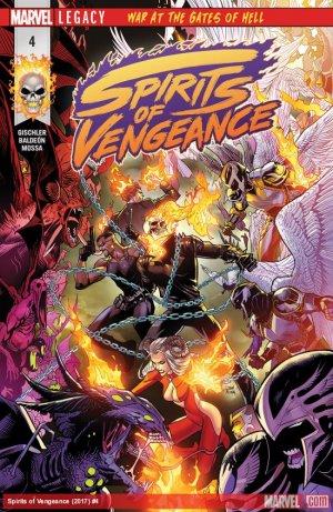 Les Esprits de la Vengeance # 4 Issues (2017 - 2018)
