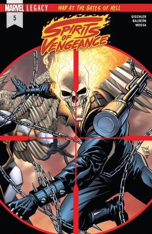 Les Esprits de la Vengeance # 5 Issues (2017 - 2018)