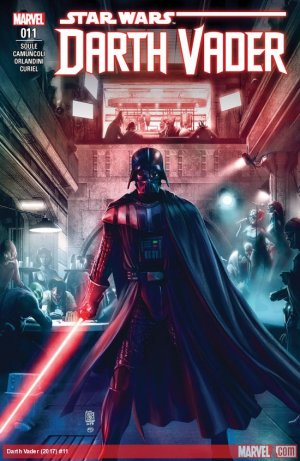 Darth Vader # 11 Issues V2 (2017 - 2018)