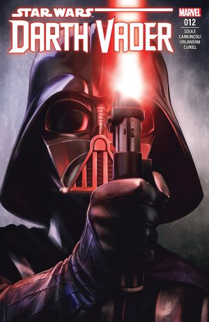 Darth Vader # 12 Issues V2 (2017 - 2018)