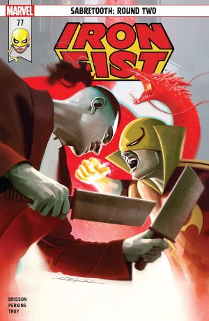 Iron Fist # 77 Issues V5 (2017 - 2018)