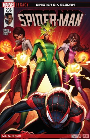 Spider-Man # 236 Issues V2 (2016 - 2018)