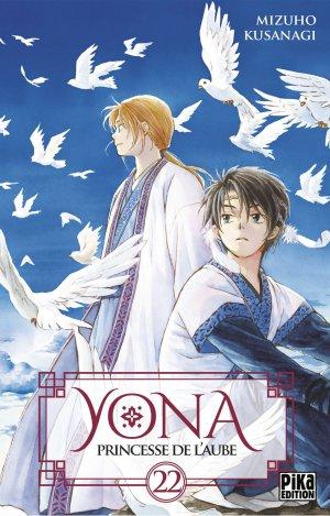 couverture, jaquette Yona, Princesse de l'aube 22  (Pika) Manga