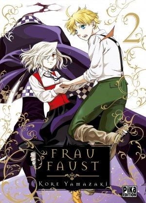 couverture, jaquette Frau Faust 2  (Pika)