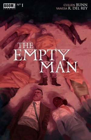 The empty man édition Issues (2014)