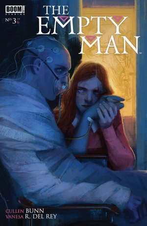 The empty man # 3 Issues (2014)