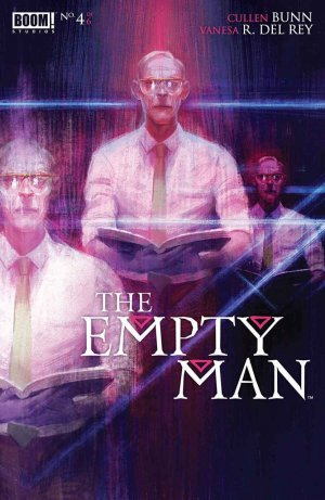 The empty man # 4 Issues (2014)