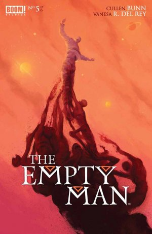 The empty man # 5 Issues (2014)