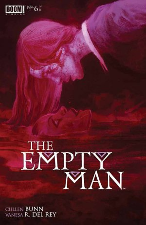 The empty man # 6 Issues (2014)