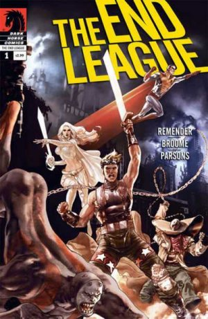 The End League édition Issues (2007 - 2009)