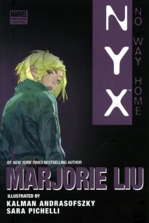 NYX - No Way Home édition TPB hardcover (cartonnée)