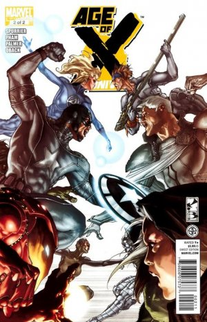 Age of X Universe # 2 Issues