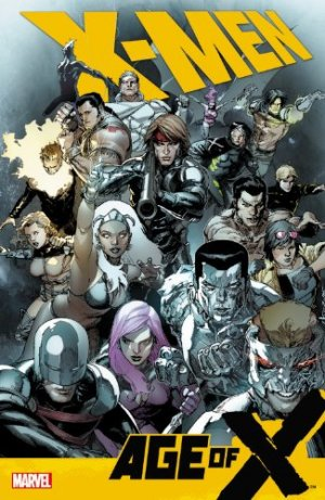 X-Men - Age of X édition TPB softcover (souple)