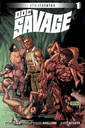 Altered States - Doc Savage édition Issues (2015)