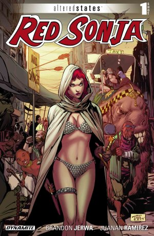 Altered States - Red Sonja édition Issues (2015)