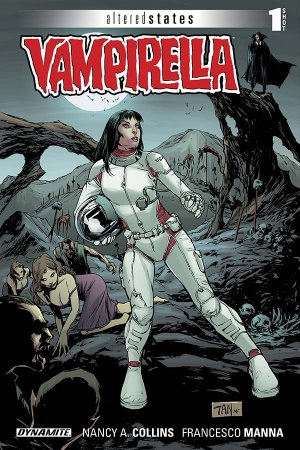 Altered States - Vampirella édition Issues (2015)