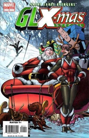 GLX-Mas Special édition Issues (2006)