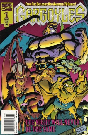 Gargoyles édition Issues (1995)