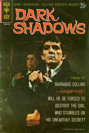 Dark Shadows édition Issues (1969 - 1976)