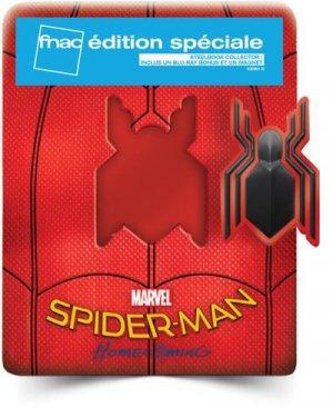 Spider-Man: Homecoming édition Steelbook Spécial Fnac