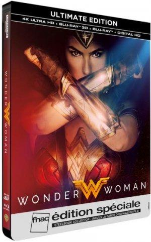 Wonder Woman (2017) édition Steelbook Spécial Fnac