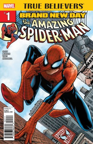 True believers - Brand new day the amazing Spider-Man édition Issue (2017)