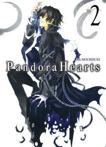 Pandora Hearts T.2