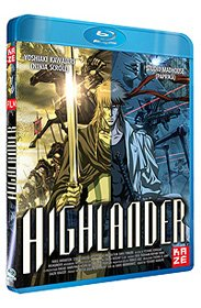 Highlander - Soif de Vengeance édition Blu-Ray