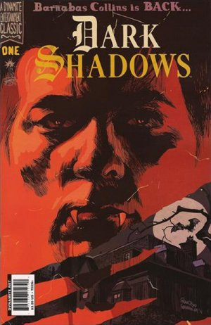 Dark Shadows édition Issues (2011 - 2013)