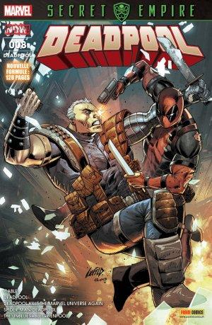 Spider-Man / Deadpool # 8 Kiosque V5 (2017 - 2018)