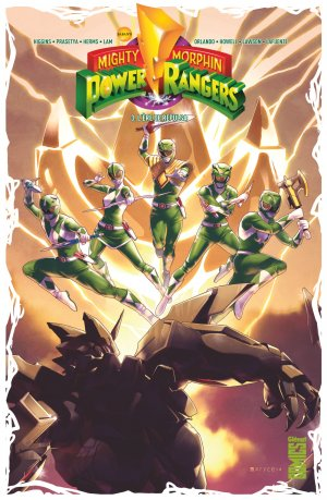 Mighty Morphin Power Rangers T.3