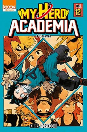 My Hero Academia 12 Simple