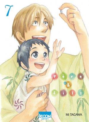 couverture, jaquette Père & fils 7  (Ki-oon) Manga