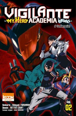 Vigilante - My Hero Academia illegals 2